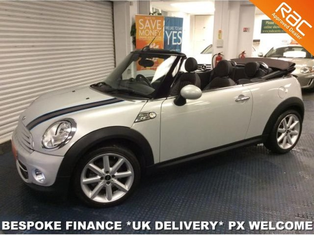 2015 MINI CONVERTIBLE 1.6 COOPER HIGHGATE LIMITED EDITION