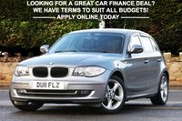 USED 2011 11 BMW 1 SERIES 2.0 116D SPORT 5d 114 BHP +++ FREE 6 months Autoguard Warranty included in screen price +++