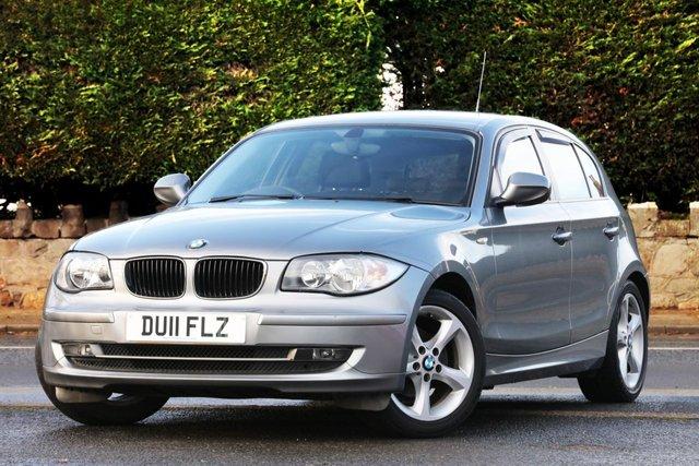 2011 11 BMW 1 SERIES 2.0 116D SPORT 5d 114 BHP
