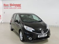 USED 2015 65 NISSAN NOTE 1.5 DCI TEKNA 5d 90 BHP