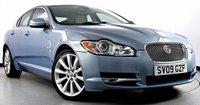 USED 2009 09 JAGUAR XF 3.0 TD V6 S Luxury 4dr Auto Sat Nav, Heated Leather + More