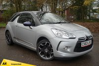 2013 CITROEN DS3 1.6 DSTYLE PLUS 3d 120 BHP £6995.00