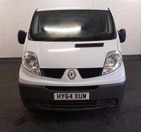 USED 2014 64 RENAULT TRAFIC 2.0DCi LL29 115 BHP +Long Wheel Base+Bluetooth+Full Service History+ *Over The Phone Low Rate Finance Available*   *UK Delivery Can Also Be Arranged*           ___________       Call us on 01709 866668 or Send us a Text on 07462 824433