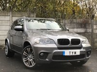 USED 2010 60 BMW X5 3.0 XDRIVE30D M SPORT 5d AUTO 241 BHP FULLY LOADED WITH 6K EXTRA'S