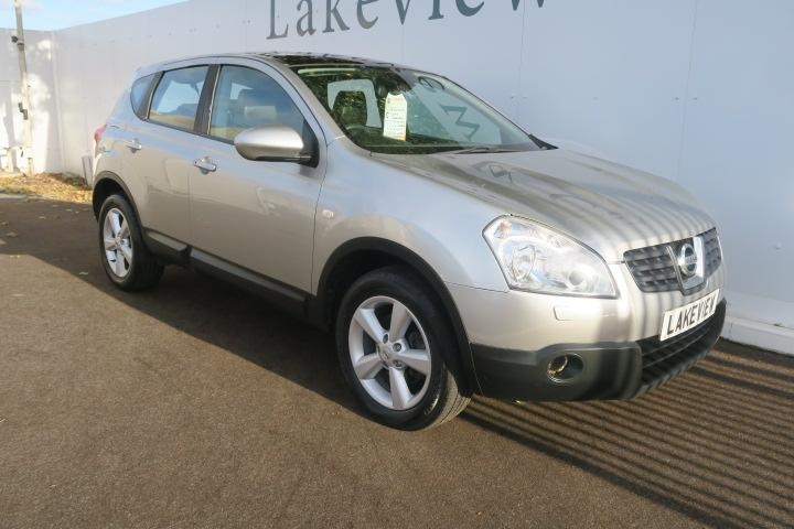 USED 2007 07 NISSAN QASHQAI 2.0 dCi Tekna 2WD 5dr SOLD WWW.LAKEVIEWCARS.CO.UK