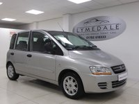 USED 2006 06 FIAT MULTIPLA 1.9 ELEGANZA JTD 5d 115 BHP Superb Value, Long MOT (2.8.2018), Drives Well, 6 Seats