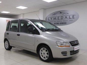 View our FIAT MULTIPLA