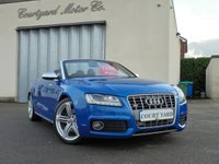 2011 AUDI A5 3.0 S5 TFSI QUATTRO 2d AUTO 329 BHP £16995.00