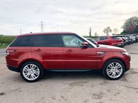 USED 2014 64 LAND ROVER RANGE ROVER SPORT 3.0 SDV6 HSE 5d AUTO 288 BHP 7 SEATER
