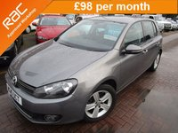 USED 2010 10 VOLKSWAGEN GOLF 2.0 GT TDI DSG 5d AUTO 138 BHP NEW IN DSG GT TDI