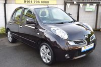 USED 2010 10 NISSAN MICRA 1.2 N-TEC 5d 80 BHP * SAT-NAV - BLUETOOTH - LOW TAX *