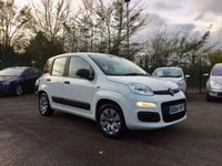 2014 FIAT PANDA 1.2 POP 5d  WITH A VERY LOW MILEAGE  £4750.00