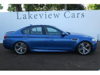 2013 BMW M5 4.4 DCT 4dr £SOLD
