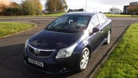 USED 2009 59 TOYOTA AVENSIS 2.2 TR D-4D 4d 148 BHP Alloys,Air Con,Cruise Control,Full Service History