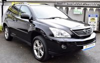 2007 LEXUS RX 3.3 400H SE CVT 5d AUTO 208 BHP £7750.00