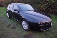 "USED 2011 61 ALFA ROMEO 159 2.0 JTDM 16V SPORTWAGON TURISMO 5d 170 BHP HISTORY-LEATHER Presented with 2 Keys, Service History & 12 Months MOT, Full Leather Seats Blu&Me Bluetooth, 17"" Multi Spoke,Alloys, Dual Climate Control, Cruise & Speed Limiter, Radio CD Player, Front Fogs, 6 Speed"