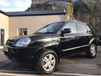 USED 2007 07 HYUNDAI TUCSON 2.0 LIMITED 5d 139 BHP 1 OWNER/CAMBELT KIT AND CLUTCH AND FLYWHEEL REPLACED