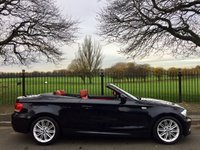 USED 2012 62 BMW 1 SERIES 2.0 120D M SPORT 2d 175 BHP CONVERTIBLE
