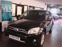 USED 2008 08 TOYOTA RAV4 2.2 XT-R D-4D 5d 135 BHP Top specification & factory fitted black leather seats,  Next MOT due 02/04/2018,  This Rav 4 comes with full black leather seats. It is fitted with power steering, electric sunroof, remote locking, climate control, cruise control, electric windows, mirrors with power fold, sunroof and drivers seat,  rear parking sensors, CD Stereo, alloy wheels,  tinted glass and more., It has been privately owned and comes with an excellent  Toyota & independent service history consisting of 10 stamps.