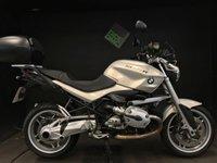 USED 2007 07 BMW R1200 R 07. FSH. 26815. 1 OWNER. TOP BOX. H GRIPS. ALARM