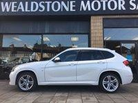 2013 BMW X1 2.0 SDRIVE18D M SPORT [SAT NAV]  AUTO 5 DR 141 BHP £14995.00