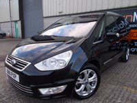 USED 2011 11 FORD GALAXY 2.0 TITANIUM X TDCI 5d AUTO 138 BHP Excellent Condition 7 SEater, High Specification, No Fee Finance Available