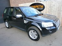 USED 2010 59 LAND ROVER FREELANDER 2.2 TD4 XS 5d AUTO 159 BHP ** £7006 WORTH OF FACTORY OPTIONS **
