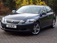2011 LEXUS GS 3.5 450H SE-L 4d AUTO 345 BHP £9555.00