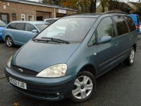 2003 FORD GALAXY 1.9 GHIA TDI 5d 115 BHP £1250.00