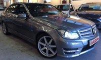 2011 MERCEDES-BENZ C CLASS 2.1 C250 CDI BLUEEFFICIENCY SPORT 4d AUTO 202 BHP £13495.00