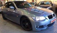 2011 BMW 3 SERIES 2.0 320I M SPORT 2d AUTO 168 BHP £13995.00