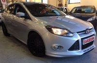 2013 FORD FOCUS 1.6 ZETEC S TDCI 5d 113 BHP £9495.00