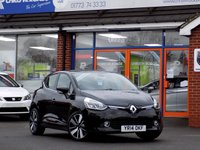 USED 2014 14 RENAULT CLIO 0.9 TCE DYNAMIQUE S MEDIANAV ENERGY 5dr 90 BHP *ONLY 9.9% APR with FREE Servicing*