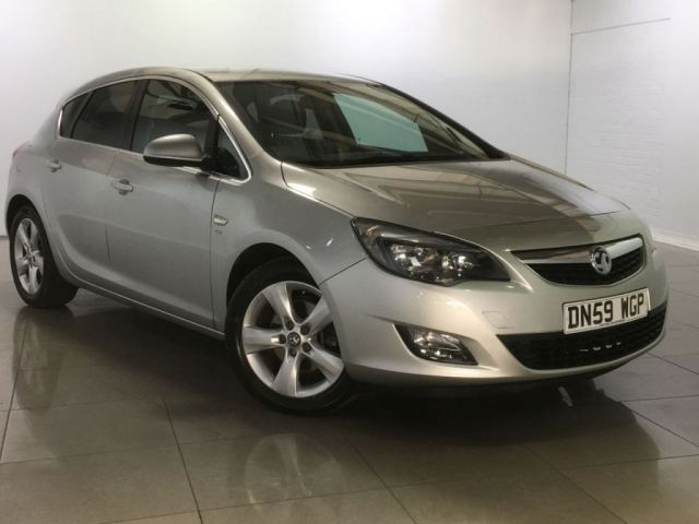 View our 2010 59 VAUXHALL ASTRA 1.6 SRI 5d 177 BHP