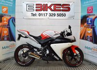 2008 58 YAMAHA YZF-R125 SPORTS STYLE LEARNER LEGAL COMMUTER 125cc £1995.00