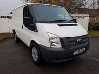 2012 FORD TRANSIT  280 2.2 100 BHP ECONETIC SWB LR FWD 6 SPEED CHOICE OF 70 VANS £4995.00