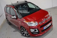 2014 CITROEN C3 PICASSO 1.4 PICASSO SELECTION 5d 94 BHP £7300.00
