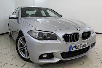 2015 BMW 5 SERIES}