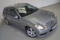 USED 2010 60 MERCEDES-BENZ E CLASS 2.1 E250 CDI BLUEEFFICIENCY SE 5d AUTO 204 BHP