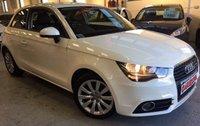 2011 AUDI A1 1.6 TDI SPORT 3d 103 BHP £8995.00