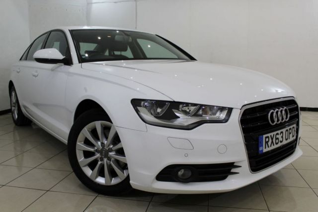 View our 2013 63 AUDI A6 2.0 TDI SE 4DR 175 BHP