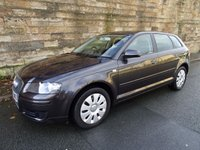 USED 2008 57 AUDI A3 1.6 SPECIAL EDITION 8V 5d 101 BHP