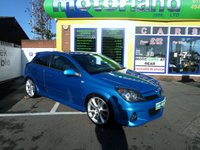 USED 2009 59 VAUXHALL ASTRA 2.0 VXRACING 3d 236 BHP