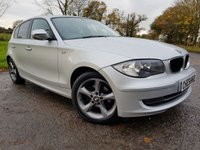 USED 2011 60 BMW 1 SERIES 2.0 118D SPORT 5d PRIVACY GLASS & EXTRAS
