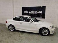2012 BMW 1 SERIES 2.0 120D M SPORT 2d 175 BHP £9519.00