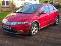 2006 HONDA CIVIC 2.2 ES I-CTDI 5d 139 BHP £2595.00