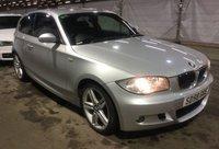 2008 BMW 1 SERIES 2.0 118D M SPORT 3d 141 BHP £5500.00