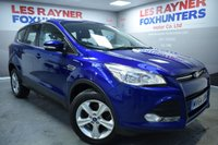 USED 2014 64 FORD KUGA 2.0 ZETEC TDCI 5d 138 BHP Full Ford Service History, 1 owner, Bluetooth, DAB radio !