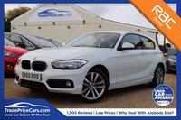 USED 2015 65 BMW 1 SERIES 1.5 116D SPORT 3d AUTO 114 BHP
