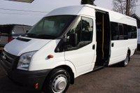 2012 FORD TRANSIT 2.2 TDCi 430 L Medium Roof Bus RWD 5dr (HDT, 17 Seat) £8995.00